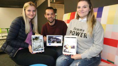 KSD stuurt leerlingen naar digitaal Erasmusproject