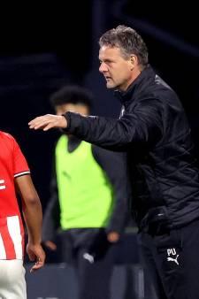 Grote hoeveelheid coronabesmettingen maakt spelen van wedstrijd voor Jong PSV onmogelijk