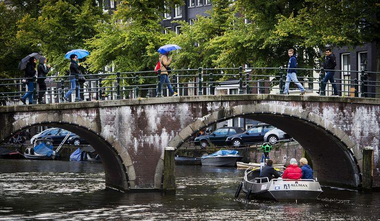 De Amsterdamse grachten. Beeld ANP