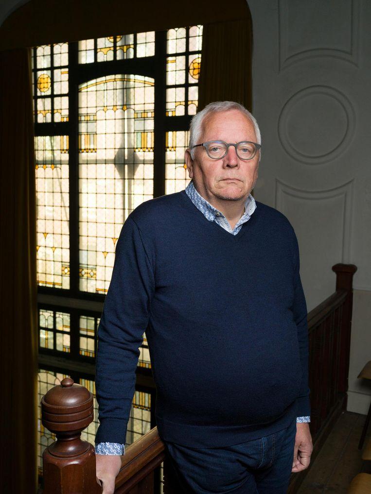Roel Wimmenhove (62) Beeld Ivo van der Bent