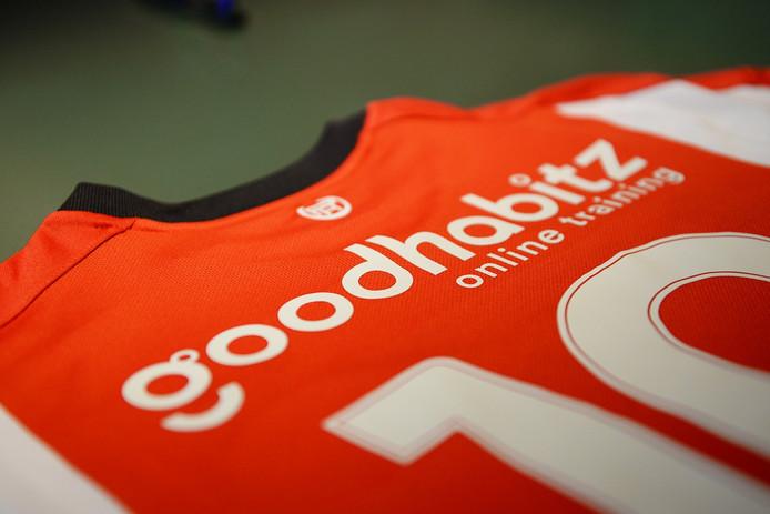 Goodhabitz werd vorige maand sponsor van PSV.