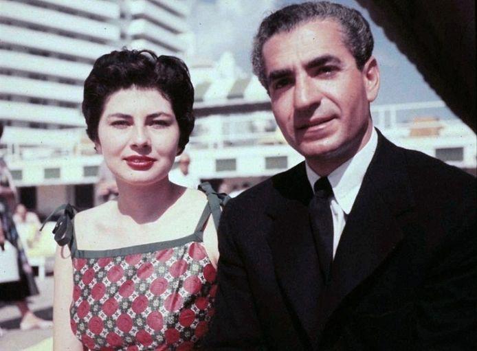 Sorayah en de sjah
