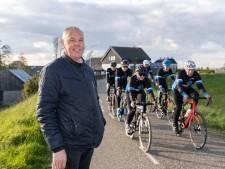 Monstertocht op de fiets door Biblebelt eindigt in Genemuiden