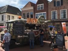 Foodtrucks zijn welkom bij Vestingfeesten Steenwijk: 'Een attractie op zich'