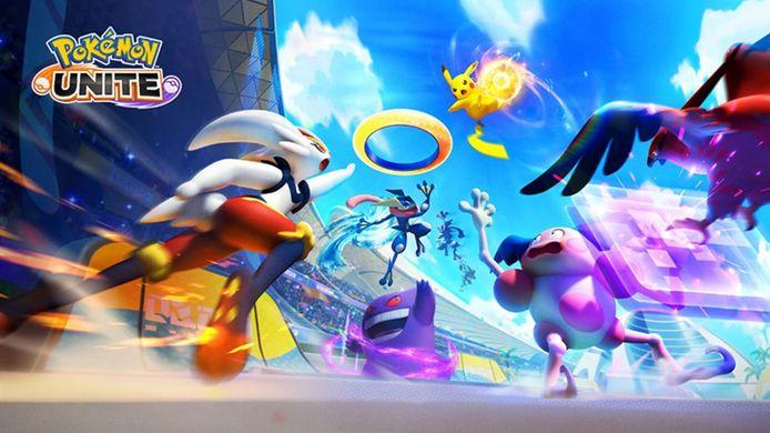 Pokémon Unite is het nieuwste Pokémon-spel, waarin spelers het in teams van vijf tegen elkaar opnemen.