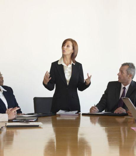 Vrouw mag ook de baas zijn