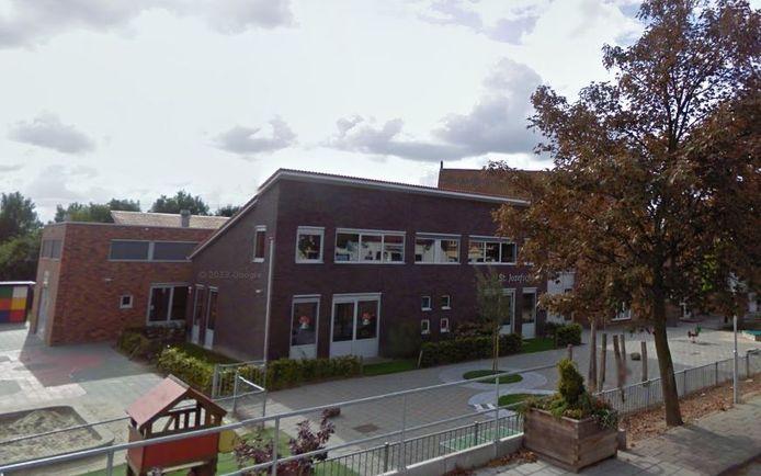 Basisschool in Noordhoek.