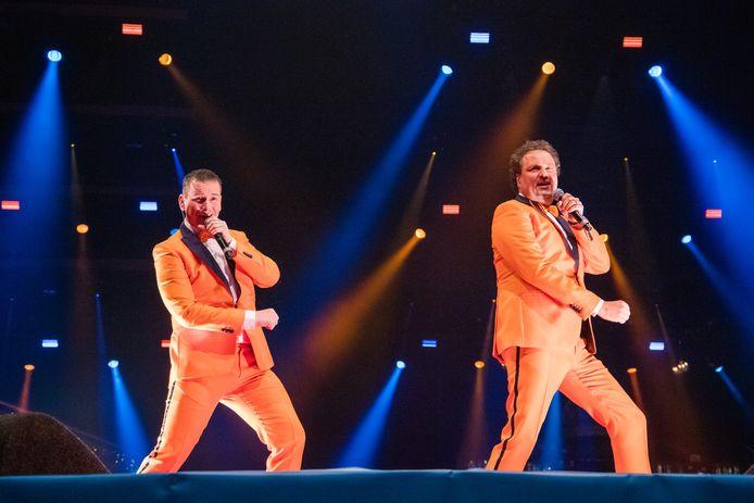 Het Feestteam hoopt snel weer zo'n optreden te kunnen geven als op 25 januari 2020, tijdens het Grootste feestcafé van Nederland in de Ziggo Dome.