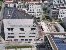 Derde lichaam geborgen na instorting school in opbouw in Antwerpen, hoop op overlevenden slinkt