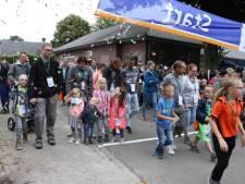 Zevende Avond3daagse in Biezenmortel van start