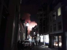 Brand verwoest 19 woningen in 4 panden in Deventer