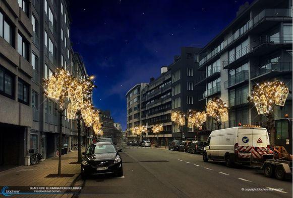bomen Rijselsestraat