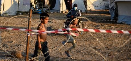 Als ik naar foto's van vluchtelingen op Lesbos kijk, zie ik mezelf
