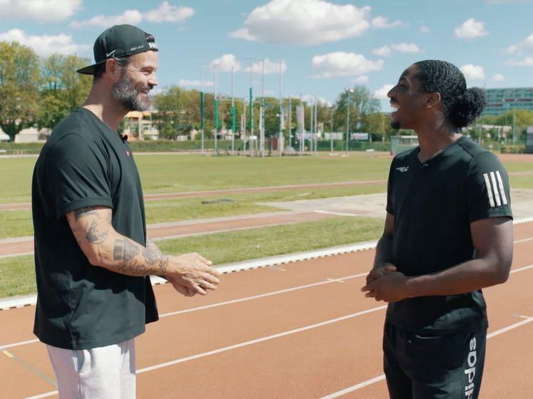 Ranki Oberoi: 'Ik zag Usain Bolt en dacht, dit is wat ik wil'