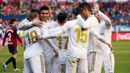 """Zidane: """"Volgende week zien we Hazard. Hopelijk"""""""