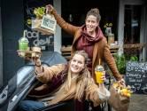 Van de nood een deugd maken, Tilburgse horecazaken komen voor het eerst aan de deur: 'Ik stap vandaag zelf op de bakfiets'