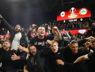 Football Talk. Antwerp mag toch supporters meenemen naar Griekenland - Nice flink gestraft voor ongeregeldheden bij duel met Marseille