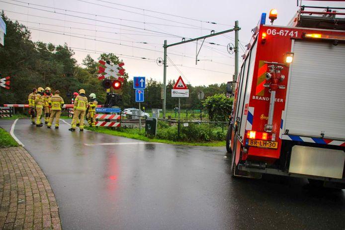 Vanwege een ongeval op het spoor bij Wezep rijden er zaterdagochtend geen treinen tussen 't Harde en Zwolle