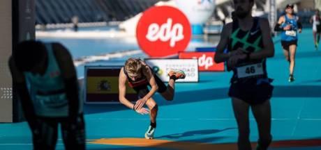 Frank Futselaar loopt zondag 11 april marathon in Siena