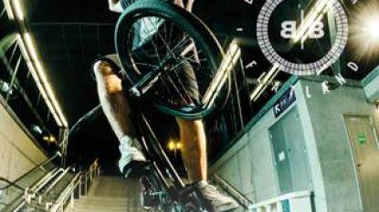Fan van BMX'en? Kampioen geeft demonstraties in K
