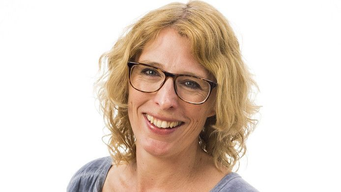 Columniste Marieke Dubbelman.