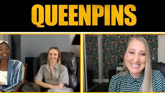 INTERVIEW. Fanatieke huisvrouwen lichten supermarkten op in 'Queenpins'