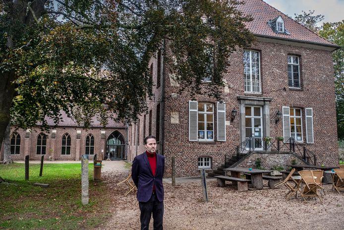 Camiel Engelen, directeur van klooster Graefenthal in Goch.
