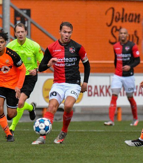 KNVB poetst rampstart van De Treffers en Achilles'29 weg
