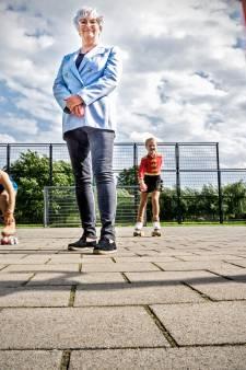 Eindelijk! Rolling '90 krijgt een rolschaatsbaan in Moerkapelle, er is nog één obstakel: de centjes