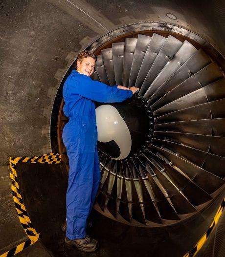 Niets zo machtig als sleutelen aan een vliegtuig, straaljager of heli: 'Het is een passie'