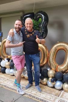 Hoe ballonnenman Kevin op het verjaardagsfeestje van Gordon belandde