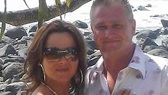 Frank Giltay en zijn vrouw Brenda.