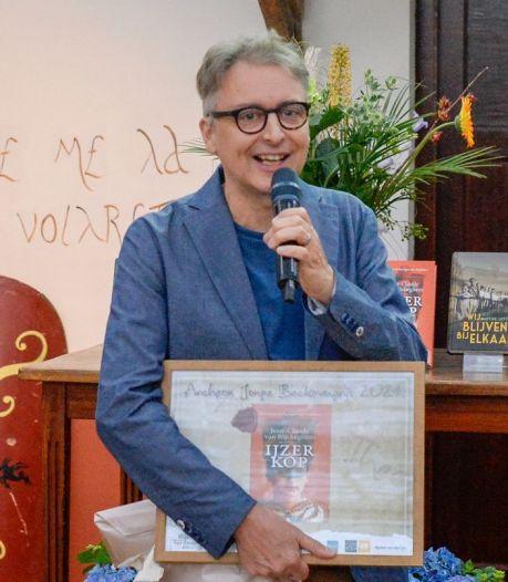 Rob Ruggenberg krijgt eervolle vermelding boekenjury voor 'Offerkind'