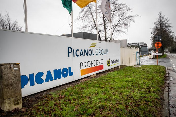 Le siège de Picanol à Ypres.