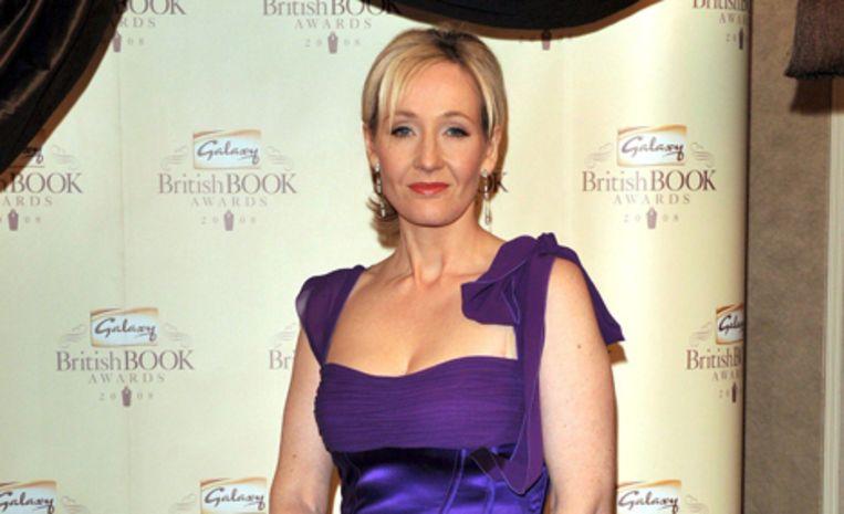 JK Rowling Foto EPA/Daniel Deme Beeld