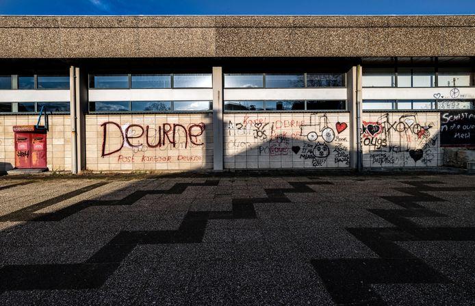 Postkantoor Deurne gaat plat, in plaats daarvan komen huizen.