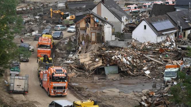 Leeuw steunt regio's in binnen- en buitenland die getroffen werden door het noodweer