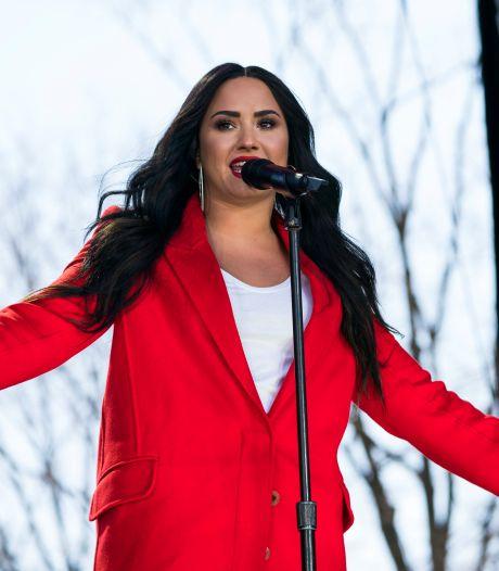L'émouvant message de Demi Lovato deux ans après son overdose