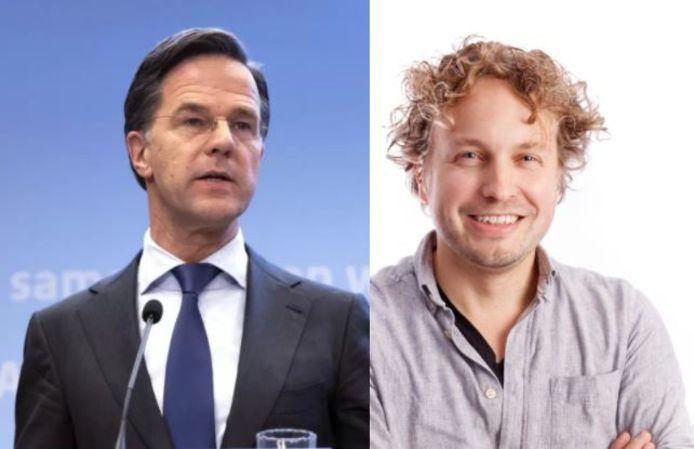 Premier Mark Rutte heeft heus goede bedoelingen met de corona-persconferenties, denkt columnist Niels Herijgens, maar ze komen nu ook wel goed uit.