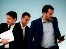 Salvini et la Ligue enclenchent le divorce avec le M5S