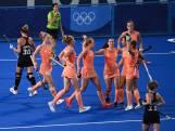 Nederlandse hockeysters kloppen Duitsers opnieuw en winnen groep