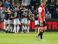 LIVE | Feyenoord moet vijf keer scoren in tweede helft