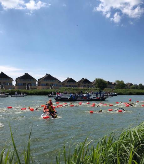 Oldenzaalse zwemmers doen mee met Maarten van der Weijden