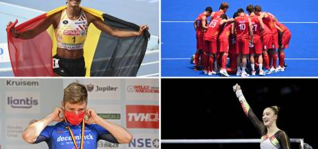 De Nafi Thiam aux Red Lions: dix chances belges de médailles à Tokyo