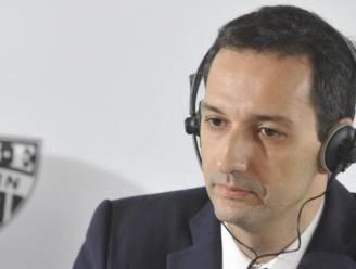 Qatari halen Ivan Bravo weg uit organigram van AS Eupen