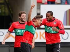 Bietensap toverdrank van NEC'er Van Rooij, maker van de wondergoal tegen Roda JC