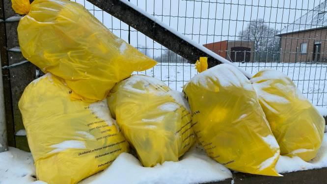 Vuilniswagens van ILvA rijden niet uit: zet je afval terug binnen