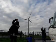 GGD worstelt met gezondheidsadvies over turbines Heesch West