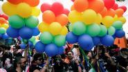 Tienduizenden Costaricanen vieren  legalisering homohuwelijk op Gay Pride