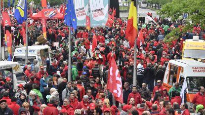 """Socialistische vakbond gaat op 28 januari betogen voor """"sterke sociale zekerheid"""""""